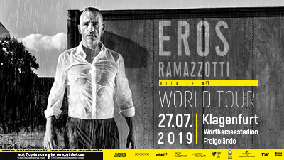 Eros Ramazzotti © Leutgeb Entertainment Group