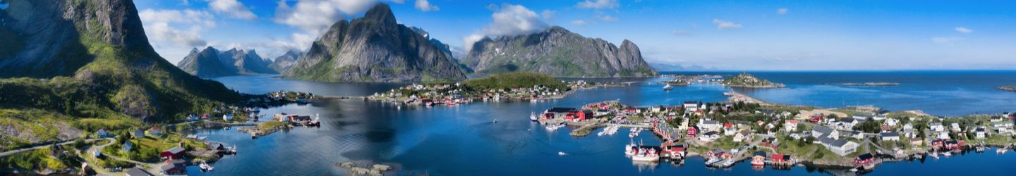 Norwegen © Harvepino